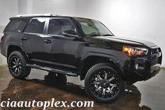 Used 2015 Toyota 4Runner SR5 for Sale in Brandon MS 39047 CIA Autoplex