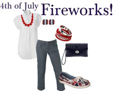 """""""4th of July - CAbi Clothing"""" by am-prettyinink on Polyvore"""