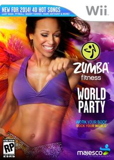 Zumba Fitness World Party - Nintendo Wii - http://www.fitrippedandhealthy.com/zumba-fitness-world-party-nintendo-wii-5/  #Supplements #Fitness #Weightlosstips #DietTips