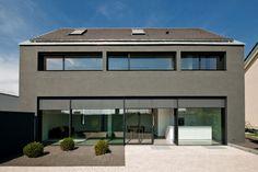 Haus E Friedrichstal Rückansicht - Haus E in Friedrichstal