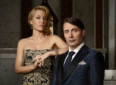 It's a Completely New Hannibal: Season 3 Preview Is Full of Red Dragon, Lots of Gillian Anderson and More | E! Online Mobile