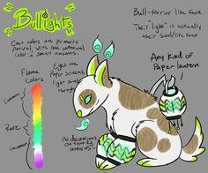 Bullights - OPEN species by eccentricbirdie.deviantart.com on @DeviantArt