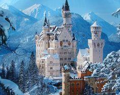 Τα πιο παραμυθένια κάστρα στον κόσμο