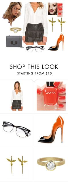 """Bez tytułu #19108"" by sophies18 ❤ liked on Polyvore featuring Parker, Zoya, Cathy Waterman, Megan Thorne and Tom Ford"