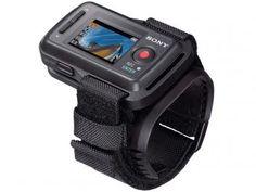 Controle Remoto Wi-Fi para Action Cam - Sony RM-LVR2