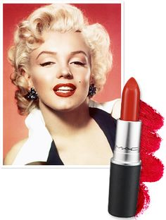 MAC Cosmetics is launching a Marilyn Monroe Collection - In Stores this October, can't wait!