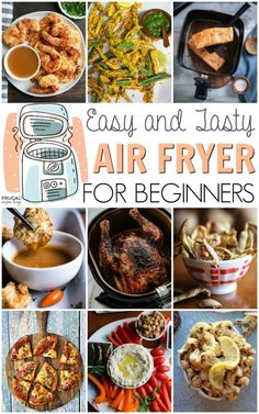 Easy Air Fryer Recip