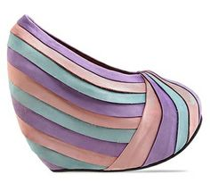 ShoeFreaks: What Do You Think Of These Unique Shoes? Minimarket- Pleated Pump