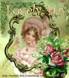 Vintage:Femmes-Ladies-  Lovely Day 8