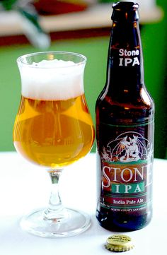 Recipe of the Week: Stone IPA Homebrew Clone | E. C. Kraus Homebrewing Blog