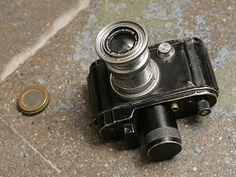"Army camera ""Robot-Luftwaffe"" 1940."
