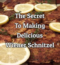 The Secret to Making Delicious Weiner Schnitzel | Cave Tools