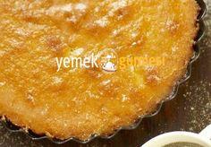 Portakallı Islak Kek Tarifi - http://www.yemekgurmesi.net/portakalli-islak-kek-tarifi.html