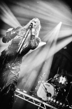 BLUES PILLS LIVE AT HARD ROCK HELL 2014 (PWLLHELI) NORTH WALES
