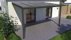 Carport & Überdachung - Creativ Zaun Design GmbH Carport Modern, Carports, Aluminium, Gazebo, Outdoor Structures, House, Image, Design, Ideas