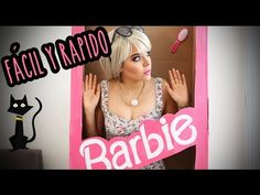 DISFRÁZATE DE BARBIE ♥ - Yuya - YouTube