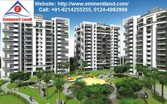 Eminent Land is a real estate company that has a dream to fulfills every of those dreams that incorporate with finding the affordable homes in Gurgaon. The company has an apex of services that indulge in buying and selling the affordable housing projects of Gurgaon including the Apex our home affordable housing. The company specializes in providing the flats for sale in Gurgaon be it for any price and value. One can also buy luxury flats in Gurgaon with the company's assistance.