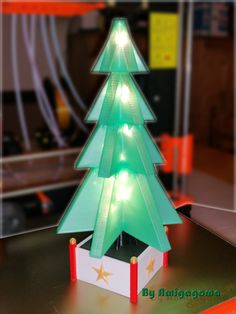 Christmas tree by Amigagoma #toysandgames #mmu2