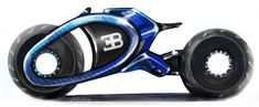 Bugatti #bugatticonceptbikechallenge #bugatti #bike motorcycle Sketch by Radek Micka