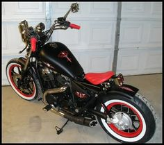 Anyone have a Honda Shadow VLX 600 bobber? - Club Chopper Forums