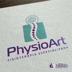 Criação de Logo - Physio Art