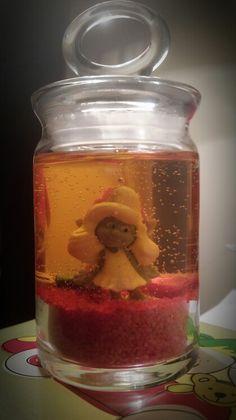Smurfs gel candles baby powder musk aromatic...
