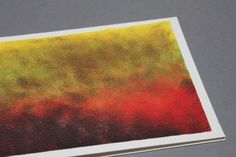 Greeting Card Abstract Art   Color's birthday 03 by Abicartes, €10.00