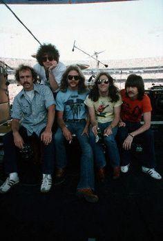 Joe Walsh Eagles, Eagles Take It Easy, Glen Frey, Randy Meisner, Eagles Band, Blue Oyster Cult, Love Me Better, Band Wallpapers, Linda Ronstadt