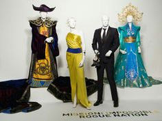 """Mission: Impossible - Rogue Nation - Costume Designer Joanna Johnston - 24th Annual """"Art of Motion Picture Costume Design"""" exhibition, FIDM Museum"""