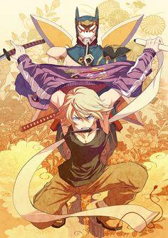 Karelin Ivan | Tiger & Bunny #anime