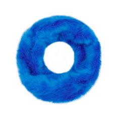 Pin for Later: A Faux Fur Scarf Is Your Fast Track to Cosy Chic This Season  Faith Blue Faux Fur Snood (£9)