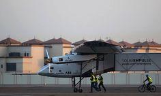 Avião totalmente movido a energia solar começa volta ao mundo - Sustentabilidade - Estadão