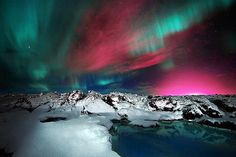 I just don't really have an appropriate board for how amazing this is... I plan to see the northern lights in person someday.