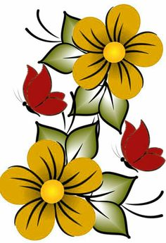 Pots D'argile, Fabric Paint Designs, Rock Flowers, Beadwork Designs, Butterfly Drawing, Painted Flower Pots, Art Drawings For Kids, Free Machine Embroidery Designs, Bottle Painting