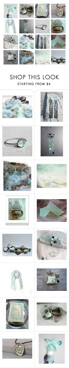 """Sea Mist"" by andreadawn1 ❤ liked on Polyvore"