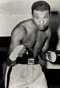 Sugar Ray Robinson Boxing Pose Archival Photo Sports Poster Print Posters from AllPosters.com
