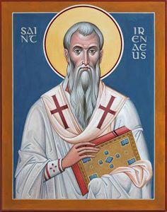 Santo Irineu ícone