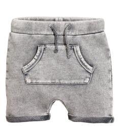 Sweatshorts | Gray washed out | Kids | H&M US