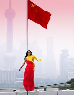 Sissi from Harbin by Ronald James