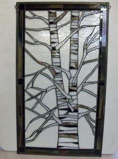 Winter Birch- Delphi Artist Gallery
