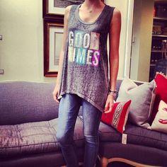 good times   @Chaser Brand  #gasparilla #look #denim #lovefl #tampa #shoplocal #shopjuxtapose #Padgram