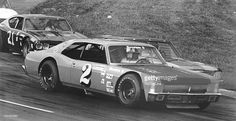 Ottinger at speed in his NASCAR Late Model Sportsman Chevrolet Nova. Ottinger captured the NASCAR Late Model Sportsman championship in both 1975 and Real Racing, Auto Racing, Classic Race Cars, Custom Muscle Cars, Plastic Model Cars, Old Race Cars, Sprint Cars, Chevy Nova, Awesome Shoes