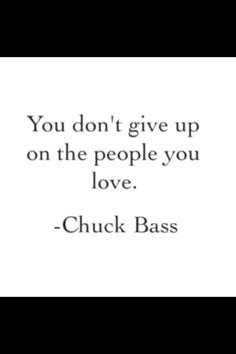 #chuckbass