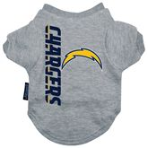 NFL San Diego Chargers  NFL Football Dog T-Shirt