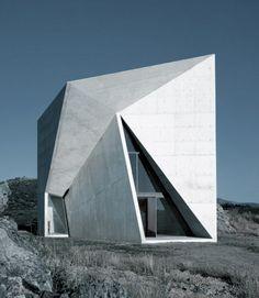 Chapel in Valleacerón (Spain) S-M.A.O., 2000-01
