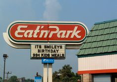 Eat'n Park, Pittsburgh PA    Went here with my Gram so much and my Pap loved their strawberry pie
