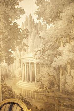 Grisaille Landscape
