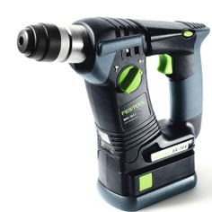 FESTOOL Perforateur sans fil 18V - BHC 18 Li 4.2 Plus - 564504, Perforateur Burineur sans fil
