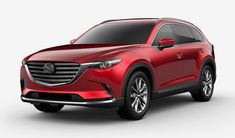 What New: 2018 Cars Mazda Price - Mazda Motors is an automotive company that has released many types of cars, ranging from sedan, hatchback, crossover Mazda Cx 9, 3rd Row Suv, Crossover Suv, Car Search, Big Family, Fuel Economy, Cars For Sale, The Row, Red Things