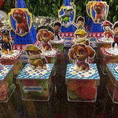 Muito amor por esses personalizados 😍 #festapatrulhacanina#patrulhacanina#festainfantil#lembrancinhapersonalizada#festamenino